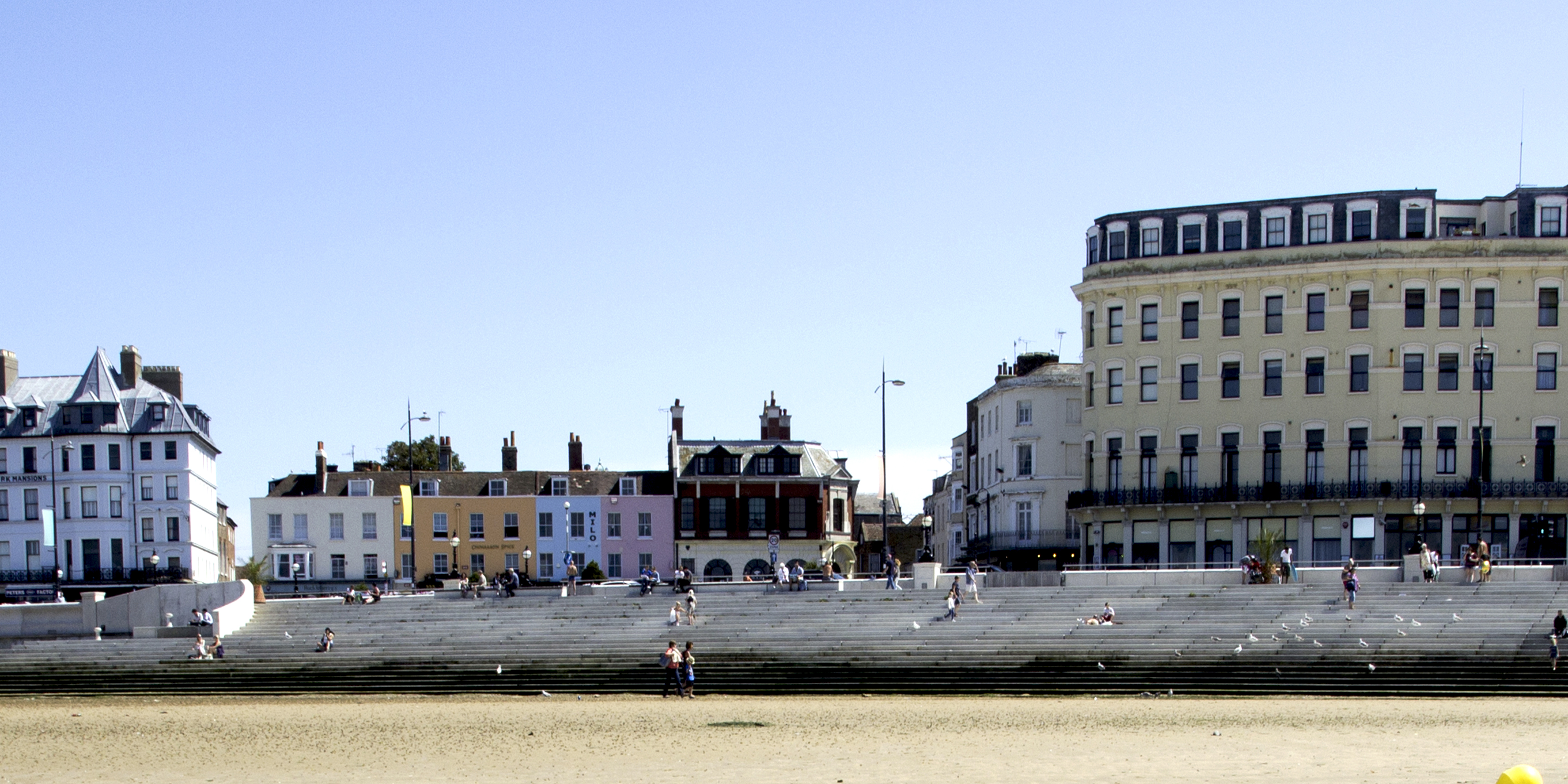 The hottest property market outside London in 2015? Margate... (read more)
